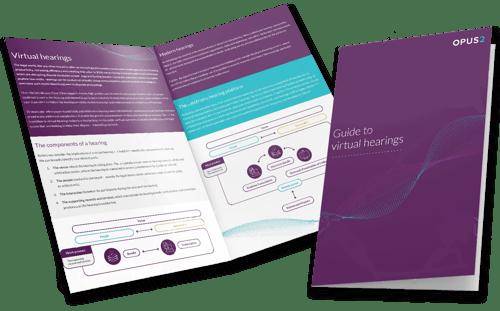 Opus 2 Guide to Virtual Hearings